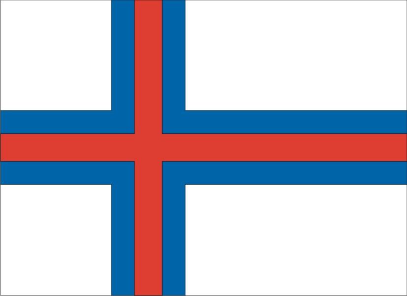 Færøerne - Aalborg Flagfabrik